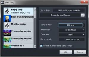 32 bit float recording benefits