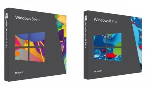 Windows 8 packaging