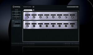 Cubase7 remote control editor