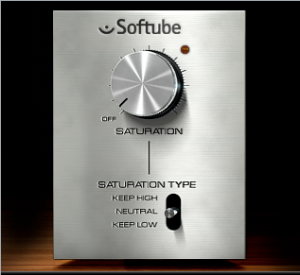 SoftTube Saturation Knob