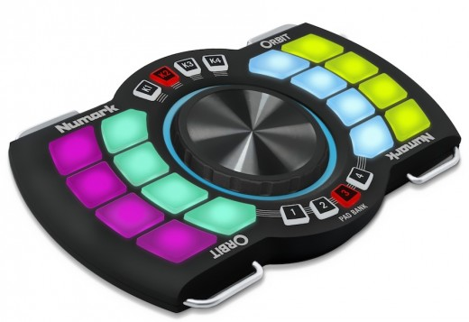 numark orbit DJ wireless DJ controller