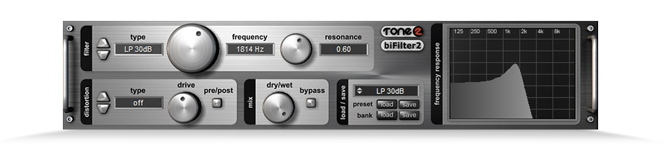 Tone2 BiFilter2