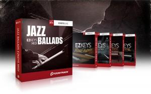 eZkeys jazz ballads